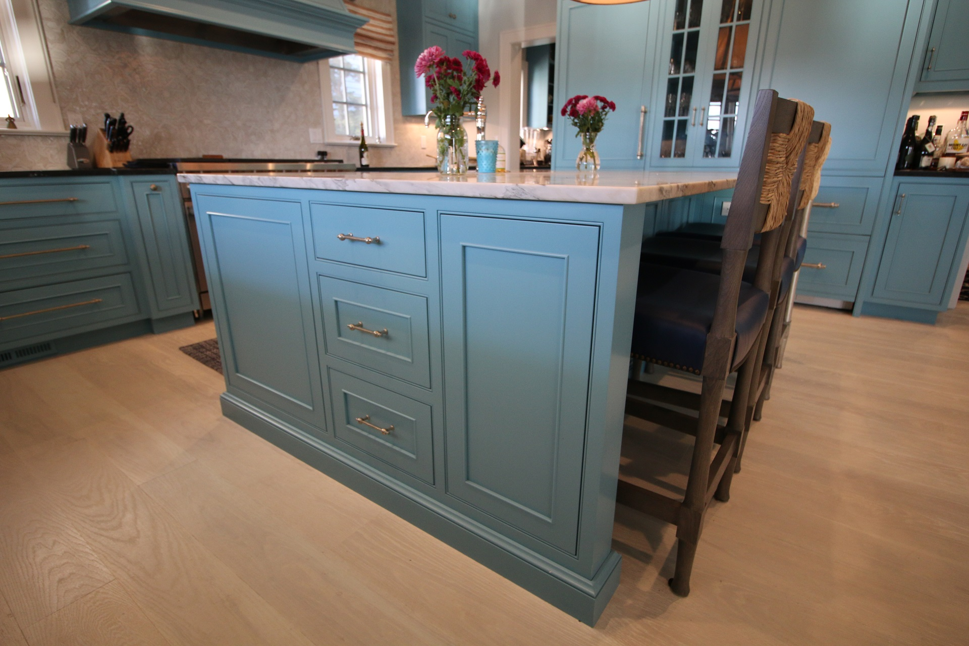 Ideal Kitchens - New Jersey Custom Kitchens and Cabinets
