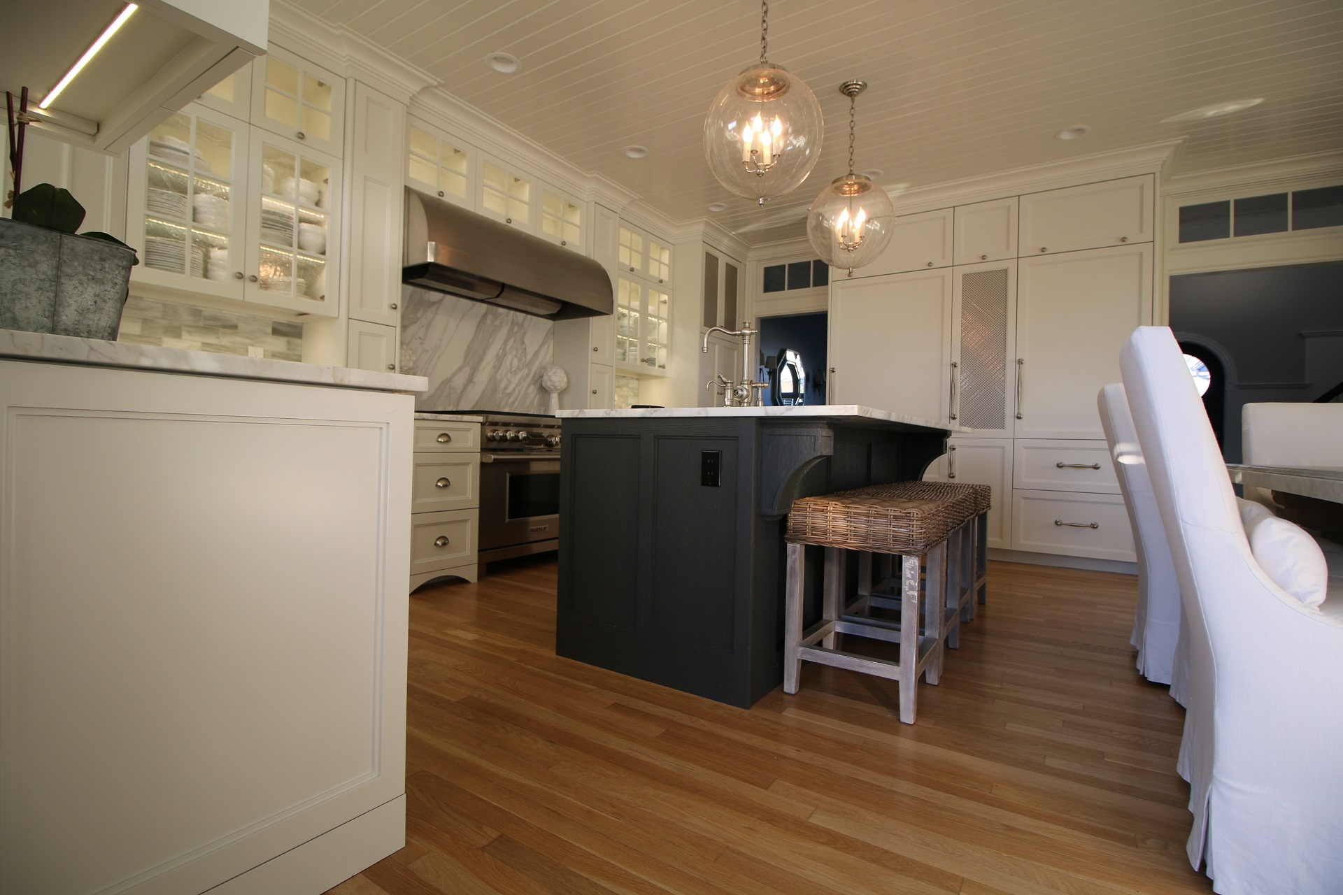 Ideal Kitchens New Jersey Custom Kitchens and Cabinets